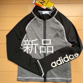 アディダス(adidas)のadidas アディダス キッズ ラッシュガード 120cm(水着)