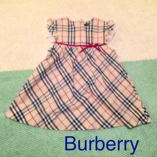 バーバリー(BURBERRY)のバーバリー♡ワンピース(セレモニードレス/スーツ)