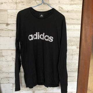 アディダス(adidas)の長袖シャツ(Tシャツ/カットソー(七分/長袖))