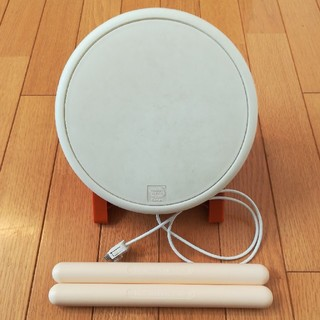 Wii - 太鼓の達人 Wii/Wii U 太鼓とバチ
