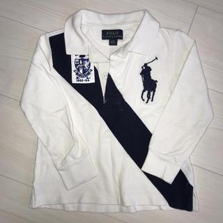 ラルフローレン(Ralph Lauren)のラルフローレン ビッグポニーポロ (ベビーキッズ)(Tシャツ/カットソー)