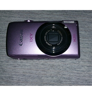 キヤノン(Canon)の1度使用Canon  IXY10S(コンパクトデジタルカメラ)