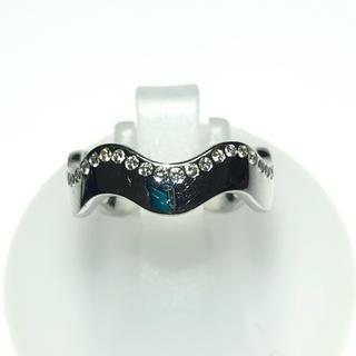 ヨンドシー(4℃)のルジアダ リング ダイヤモンド  750 k18wg 18金 RUGIADA(リング(指輪))