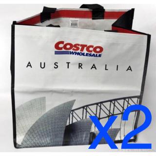コストコ(コストコ)のコストコ エコバッグ オーストリア2枚セット(エコバッグ)