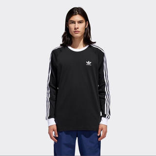 アディダス(adidas)の【Sサイズ】新品未使用タグ付き adidas アディダス ロングTシャツ ロンT(Tシャツ/カットソー(七分/長袖))