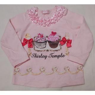 Shirley Temple - シャーリーテンプル*カップケーキ・カットソー80