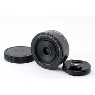 キヤノン(Canon)の★一眼ならではのボケ感★キャノン EF-M 22mm STM 単焦点レンズ(レンズ(ズーム))