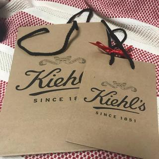 キールズ(Kiehl's)のkiehls キールズ ショッパー(ショップ袋)