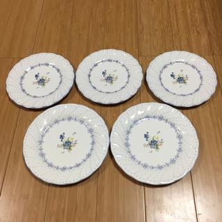 ニッコー(NIKKO)のNIKKO パン皿 3皿+ケーキ皿 2枚(食器)