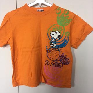 ファミリア(familiar)のファミリア   スヌーピー 110(Tシャツ/カットソー)