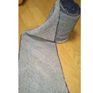 正絹 総絞り 着尺 藍色 (着物)