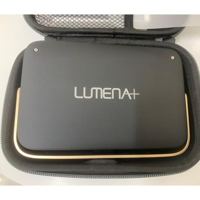 送料込み ルーメナープラス 電源アダプター付き スポーツ/アウトドアのアウトドア(ライト/ランタン)の商品写真