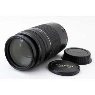 キヤノン(Canon)の★300mm望遠までカバー★キャノン EF 75-300mm III USM(レンズ(ズーム))