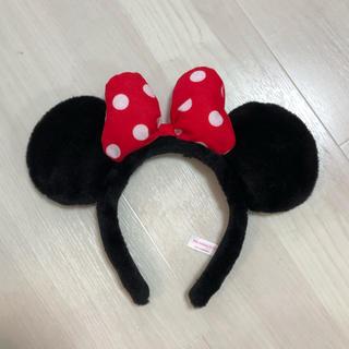 ディズニー(Disney)のディズニーランド カチューシャ ミニー(カチューシャ)