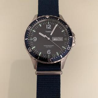 タイメックス(TIMEX)のTIMEX×J.CREW ANDROS ダイバーズウォッチ 腕時計 タイメックス(腕時計(アナログ))
