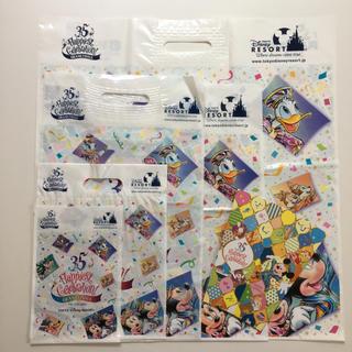 ディズニー(Disney)のディズニー ショッパー 35周年グランドフィナーレ(ショップ袋)