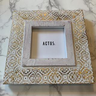 アクタス(ACTUS)のACTUS フォトフレーム(フォトフレーム)