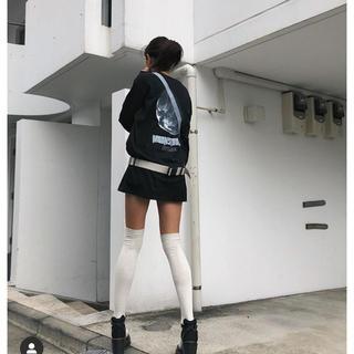 juemi  mixmag LONG SLEEVE TE(Tシャツ(長袖/七分))
