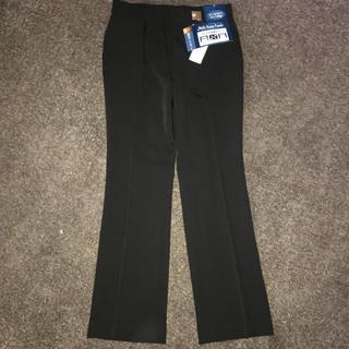 シマムラ(しまむら)の黒 パンツ  フォーマル ビジネス (スーツ)