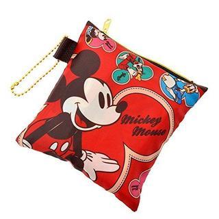 ディズニー(Disney)のミッキー&フレンズ ショッピングエコバッグ(エコバッグ)