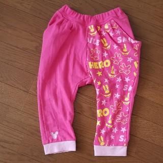 BABYDOLL - 120 ベビードール ミッキー BABYDOLL  ズボン パンツ ピンク