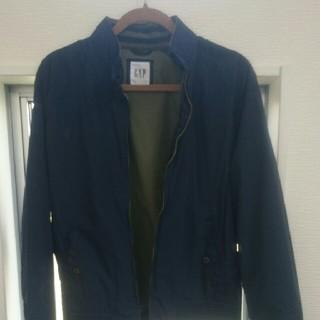 ギャップ(GAP)のギャップ紺色ジャケットSサイズ(ナイロンジャケット)