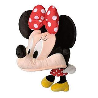 ディズニー(Disney)のミニーファンキャップ🌷(キャラクターグッズ)