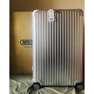 リモワ(RIMOWA)の新品未使用 RIMOWA リモワ トパーズ 91L (トラベルバッグ/スーツケース)
