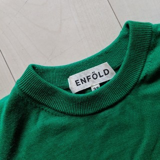 エンフォルド(ENFOLD)のENFOLD ニット (ニット/セーター)