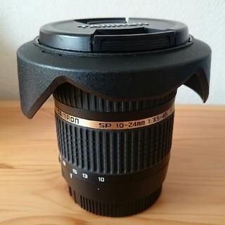 タムロン(TAMRON)のTAMRON10-24㎜ Canon用(レンズ(ズーム))