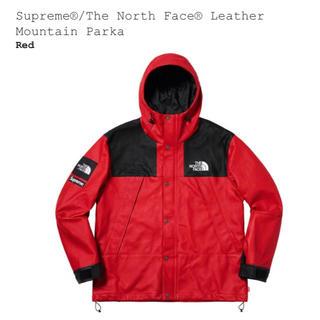 シュプリーム(Supreme)のSupreme®/The North Face® Mountain Parka(マウンテンパーカー)