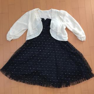 replete リプリート ドレス ワンピース(ミディアムドレス)