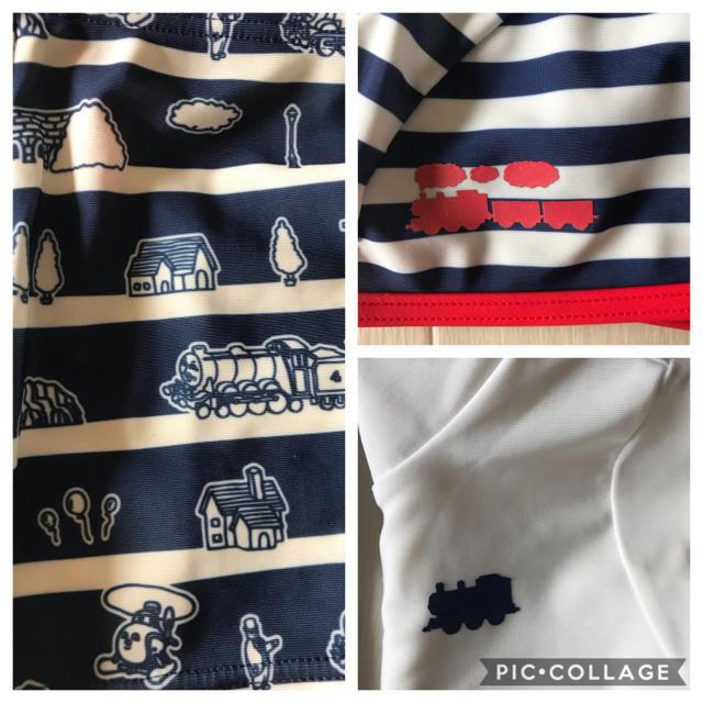 CIAOPANIC TYPY(チャオパニックティピー)のTYPY 水着セット キッズ/ベビー/マタニティのベビー服(~85cm)(水着)の商品写真
