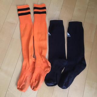 アディダス(adidas)のつぅさん@お値引きします!様専用 サッカー靴下&上下セット(靴下/タイツ)