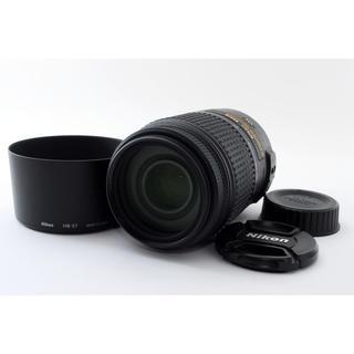 ニコン(Nikon)の★ニコン一眼レフカメラ用超望遠★AF-S 55-300mm VR 手振れ補正(レンズ(ズーム))