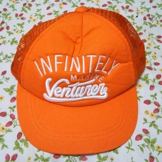 キッズフォーレ(KIDS FORET)の赤ちゃん 野球帽 48cm(キャップ)