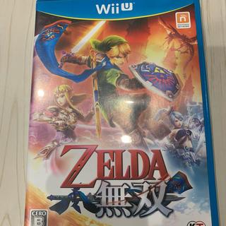 ウィーユー(Wii U)のゼルダ無双 wiiU(家庭用ゲームソフト)