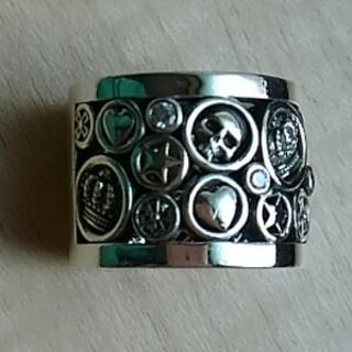 ジャスティンデイビス(Justin Davis)の美品 ジャスティンデイビスリング12号(リング(指輪))