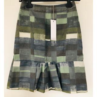 マルニ(Marni)のMARNI マルニ 新品 イタリア製 スカート 40(ひざ丈スカート)
