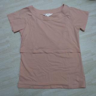 スウィートマミー 授乳Tシャツ(マタニティトップス)