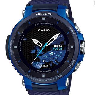 カシオ(CASIO)の CASIO スマートアウトドアウォッチ プロトレックスマート (腕時計(デジタル))