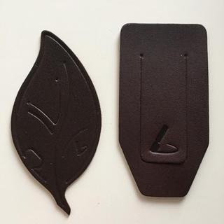 ツチヤカバンセイゾウジョ(土屋鞄製造所)の土屋鞄 しおり チョコ 非売品 ノベルティ ブックマーク(その他)