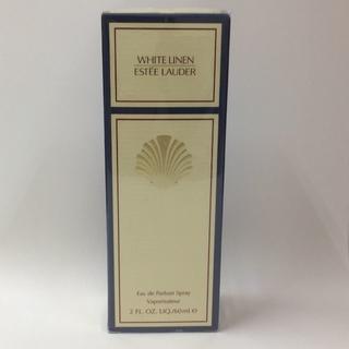 完全未開封 エスティローダー ホワイトリネン 60ml c021(香水(女性用))