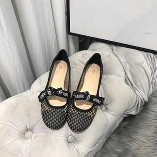 クリスチャンディオール(Christian Dior)の24cm Dior ディオール MISS J'ADIOR バレリーナ (ハイヒール/パンプス)