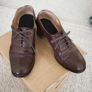 ヒミコ(卑弥呼)の卑弥呼 革靴 茶色(ローファー/革靴)
