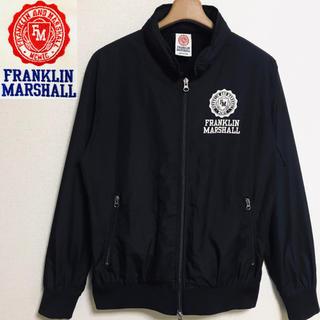 フランクリンアンドマーシャル(FRANKLIN&MARSHALL)の新品・未使用!フランクリンマーシャル エンブレムマーク ナイロンジャケット(ナイロンジャケット)