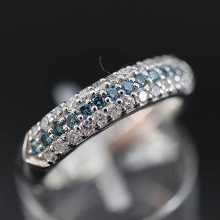 Pt900 0.5ct ダイヤモンド リング(リング(指輪))