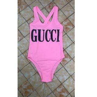 グッチ(Gucci)のGUCCI グッチ 水着 ピンク (水着)
