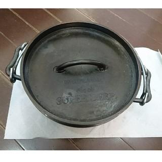 ユニフレーム(UNIFLAME)のユニフレーム ダッチオーブン 8インチ(調理器具)