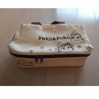 ペコ&ポコ ランチクーラーバック非売品(弁当用品)